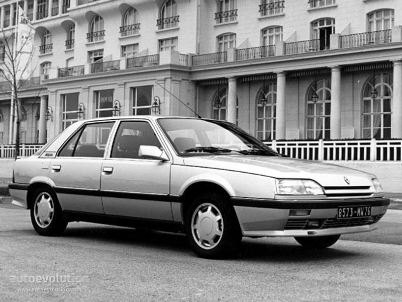 Renault 25 1983 - 1992 Liftback #1