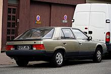 Renault 25 1983 - 1992 Liftback #7