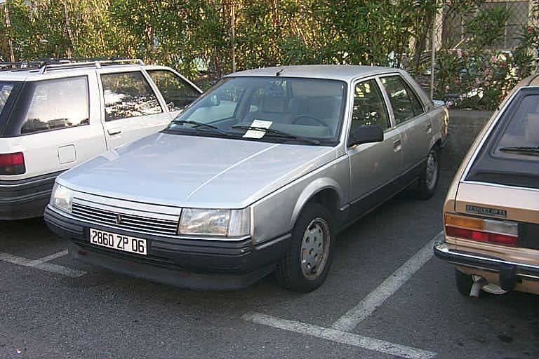 Renault 25 1983 - 1992 Liftback #6
