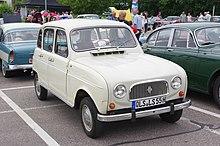 Renault 4 1962 - 1991 Hatchback 5 door #3
