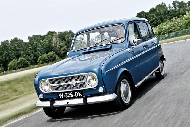 Renault 4 1962 - 1991 Hatchback 5 door #6