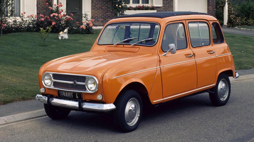 Renault 4 1962 - 1991 Hatchback 5 door #5