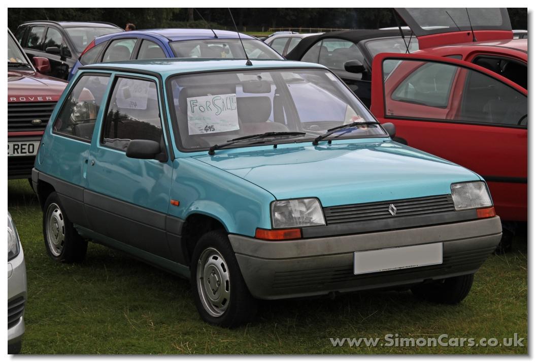 Renault 5 I 1972 - 1985 Hatchback 3 door #6
