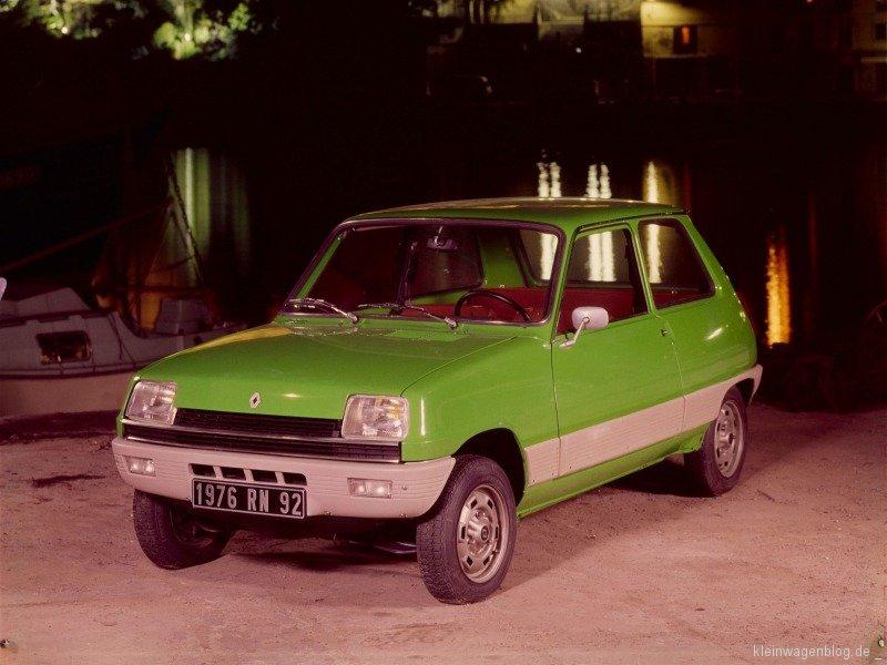 Renault 5 I 1972 - 1985 Hatchback 3 door #1