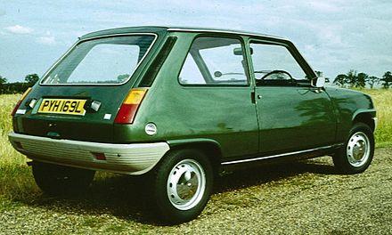 Renault 5 I 1972 - 1985 Hatchback 3 door #3