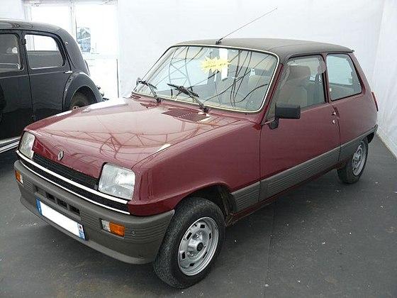Renault 5 II 1984 - 2002 Hatchback 5 door #6