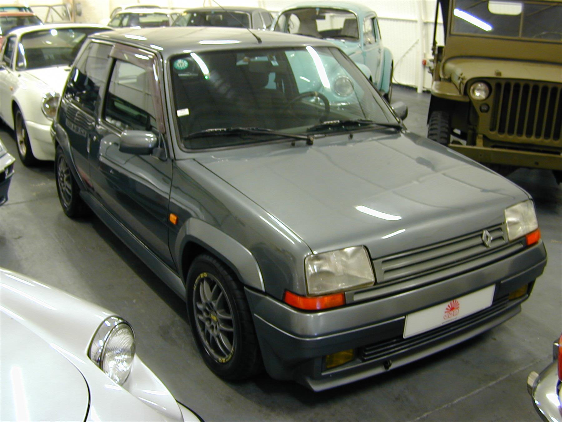 Renault 5 II 1984 - 2002 Hatchback 5 door #1