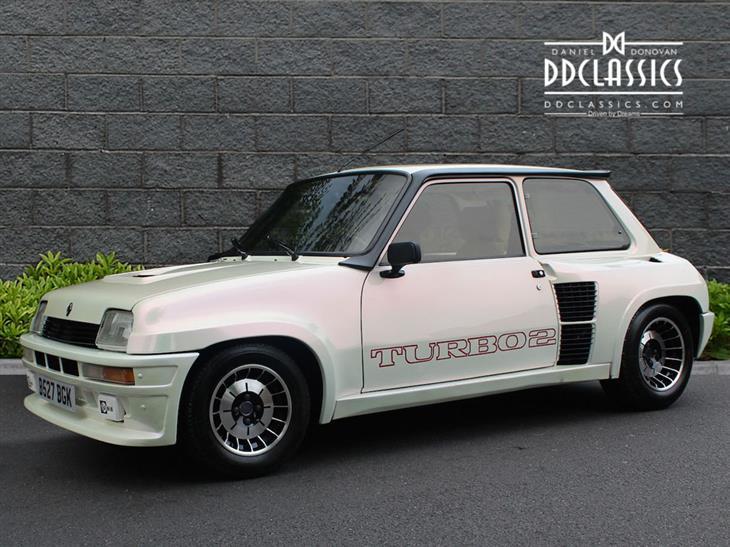 Renault 5 II 1984 - 2002 Hatchback 5 door #4