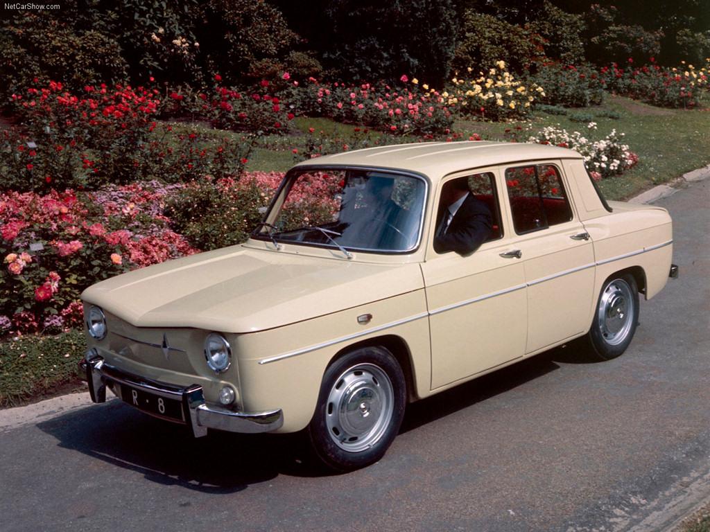 Renault 8 1962 - 1973 Sedan #5