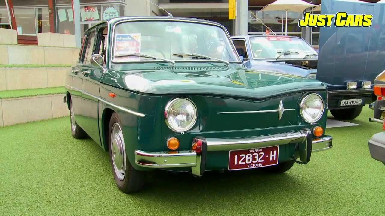 Renault 8 1962 - 1973 Sedan #6