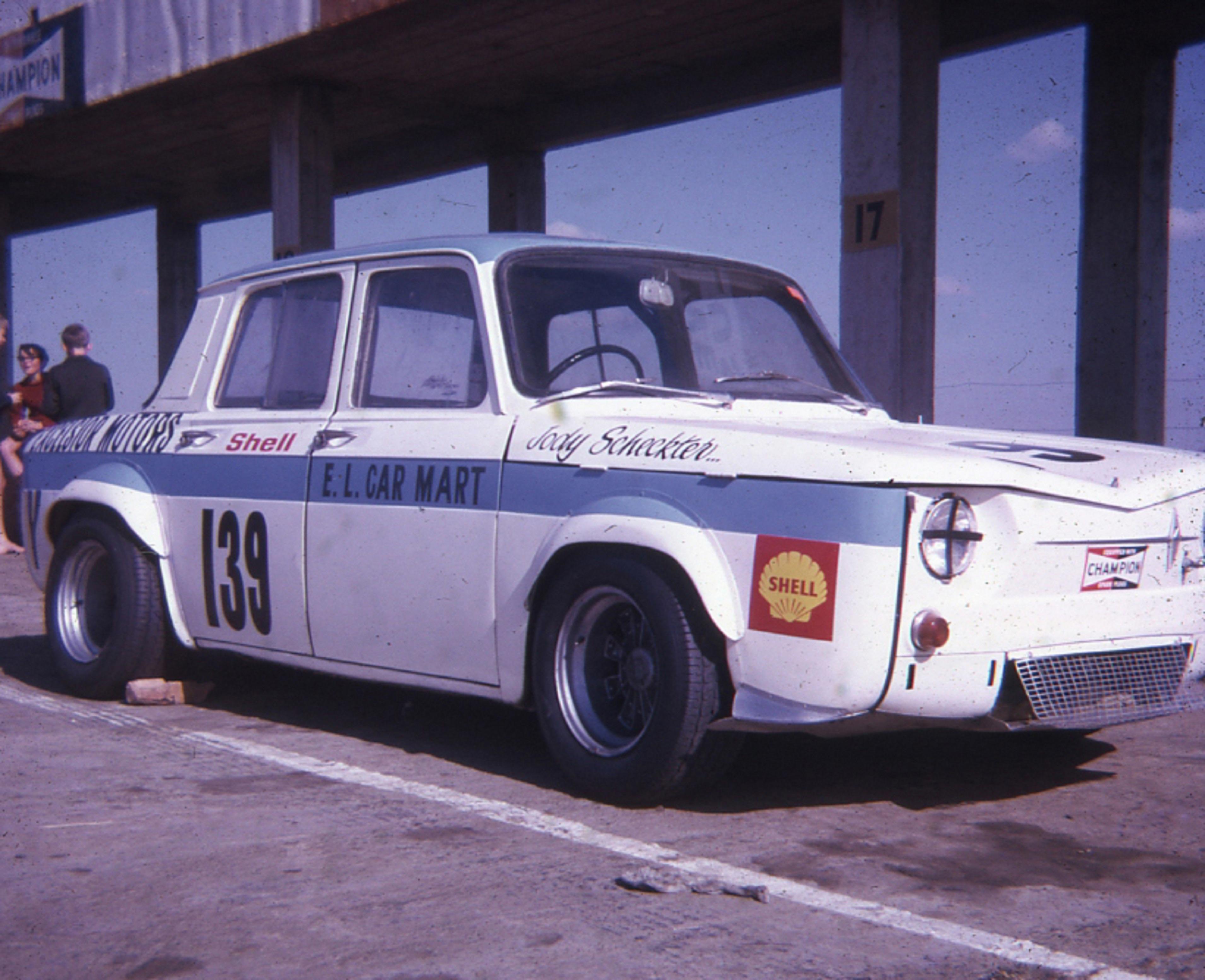 Renault 8 1962 - 1973 Sedan #1