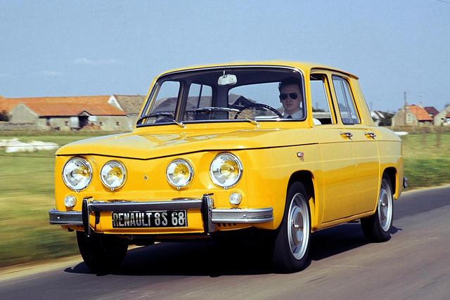 Renault 8 1962 - 1973 Sedan #7
