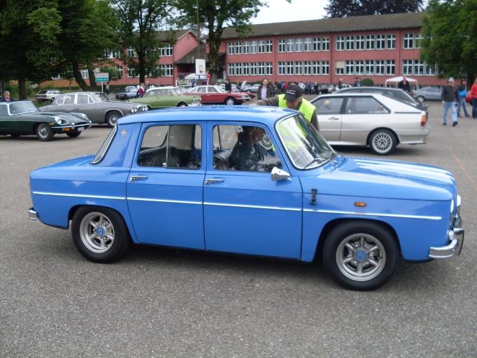 Renault 8 1962 - 1973 Sedan #3