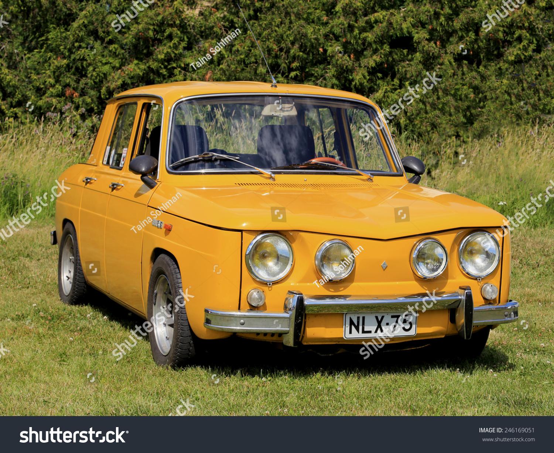Renault 8 1962 - 1973 Sedan #2