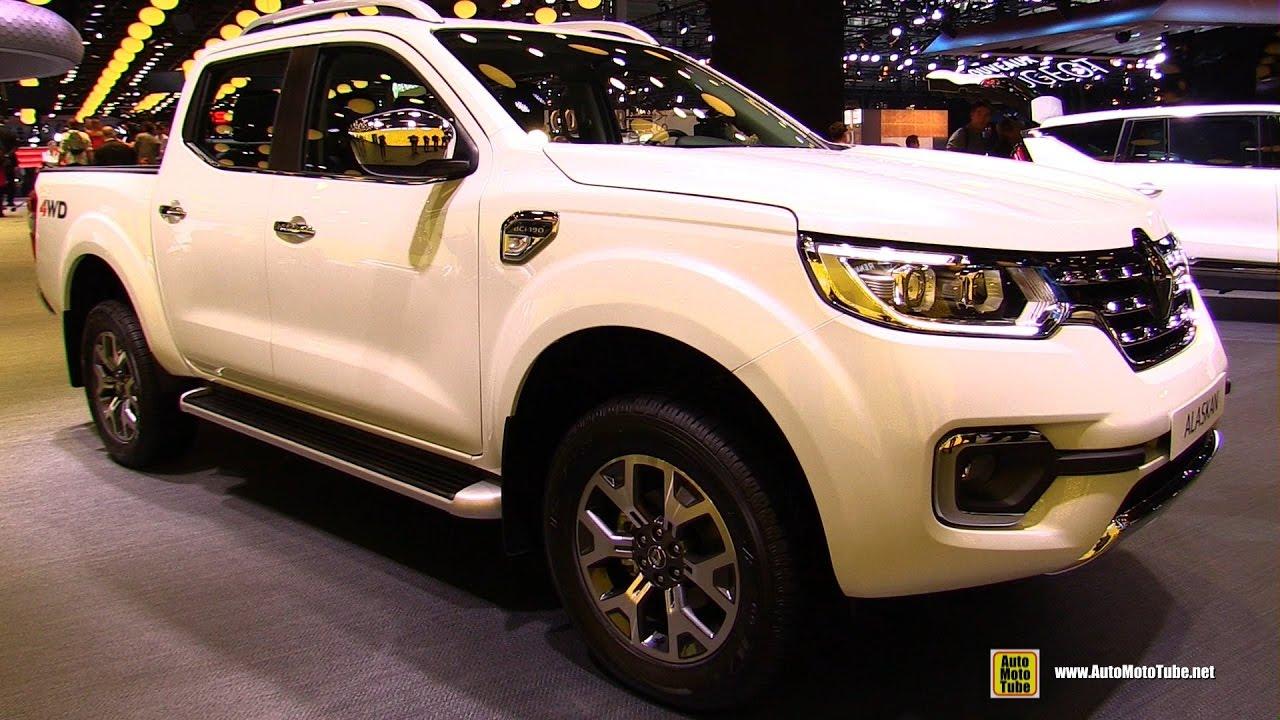 Renault Alaskan I 2017 - now Pickup #2