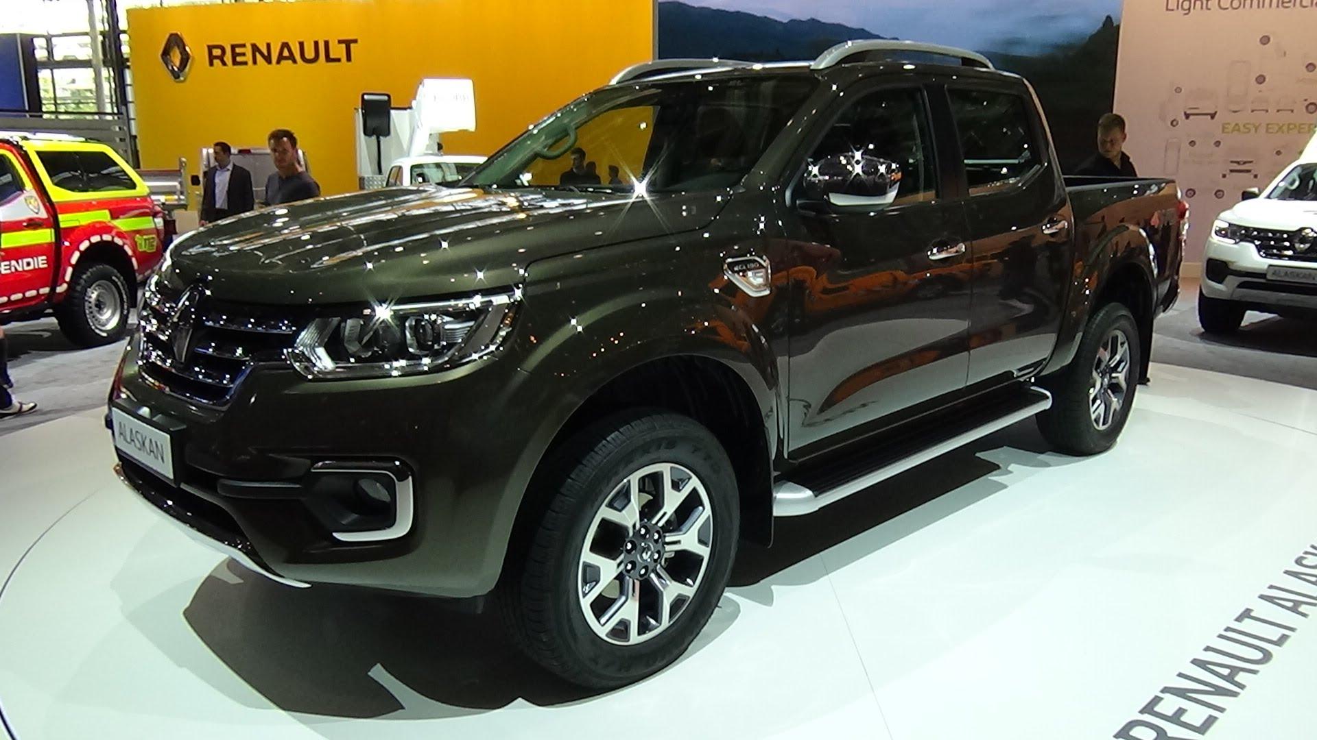 Renault Alaskan I 2017 - now Pickup #6