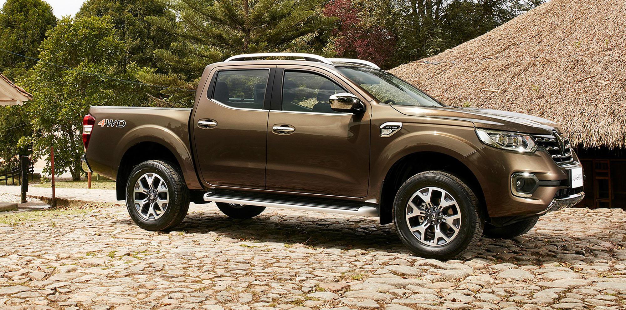 Renault Alaskan I 2017 - now Pickup #5