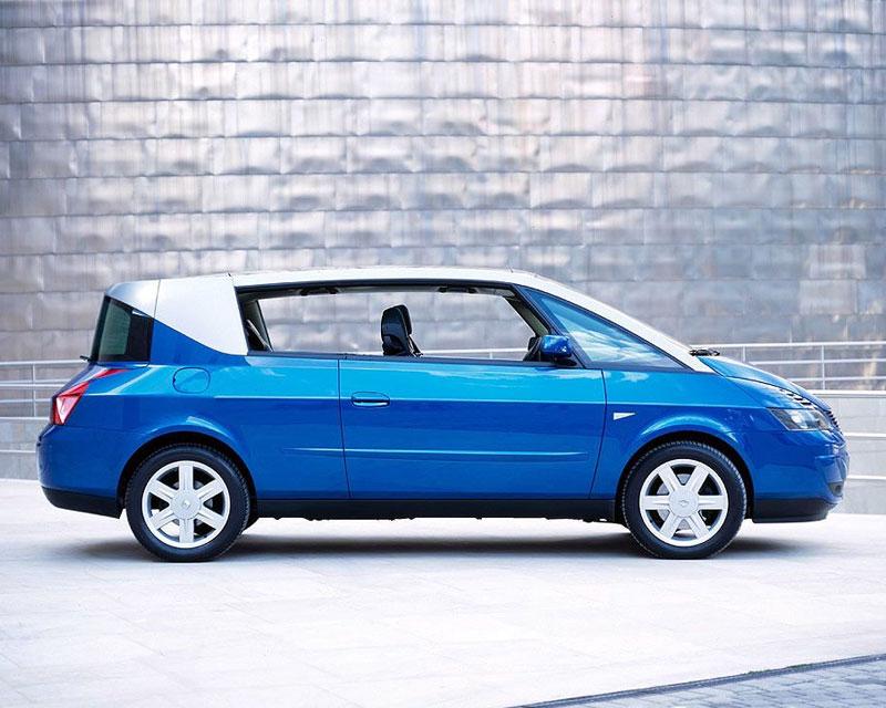 Renault Avantime 2001 - 2003 Compact MPV #2