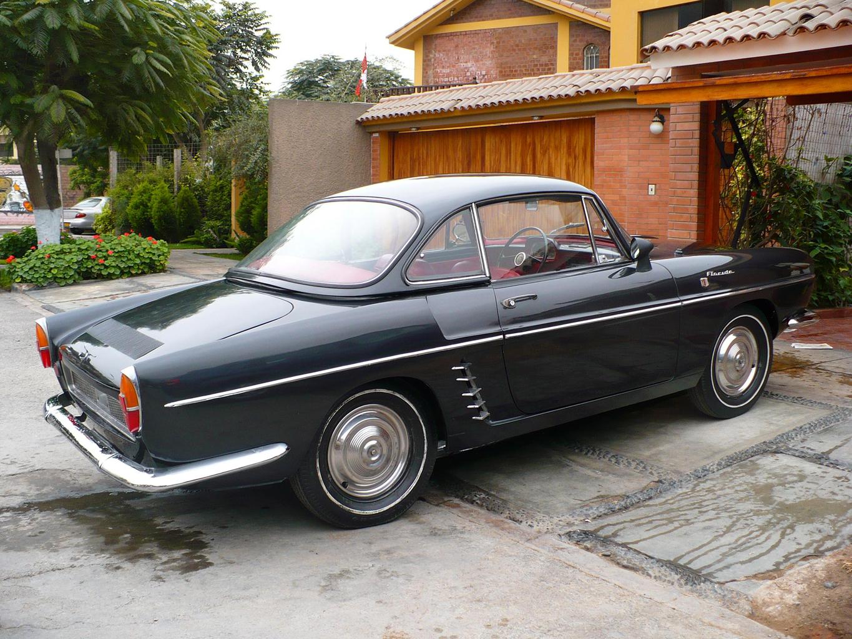Renault Floride 1958 - 1962 Cabriolet #3