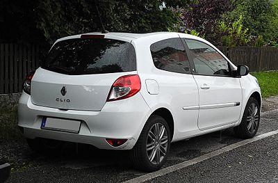Renault Clio III Restyling 2009 - 2014 Hatchback 3 door #3