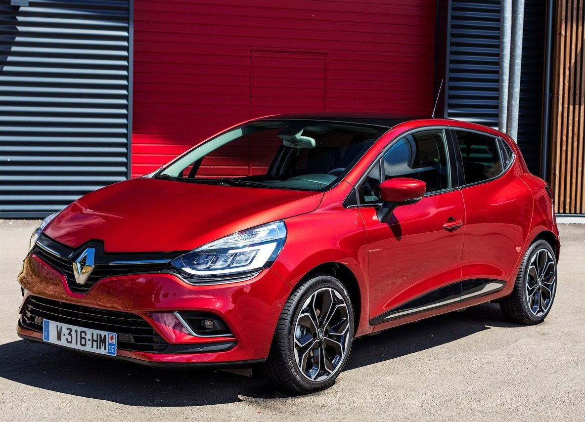 Renault Clio IV Restyling 2016 - now Station wagon 5 door #5