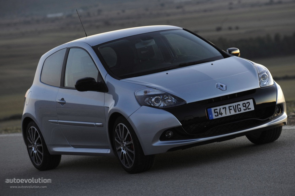 Renault Clio RS III Restyling 2009 - 2012 Hatchback 3 door #2