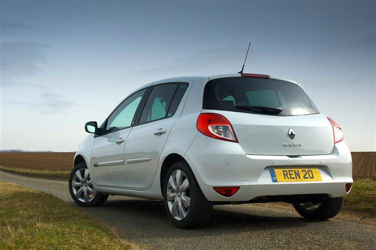 Renault Clio RS III Restyling 2009 - 2012 Hatchback 3 door #6