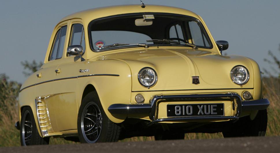 Renault Dauphine 1956 - 1967 Sedan #4