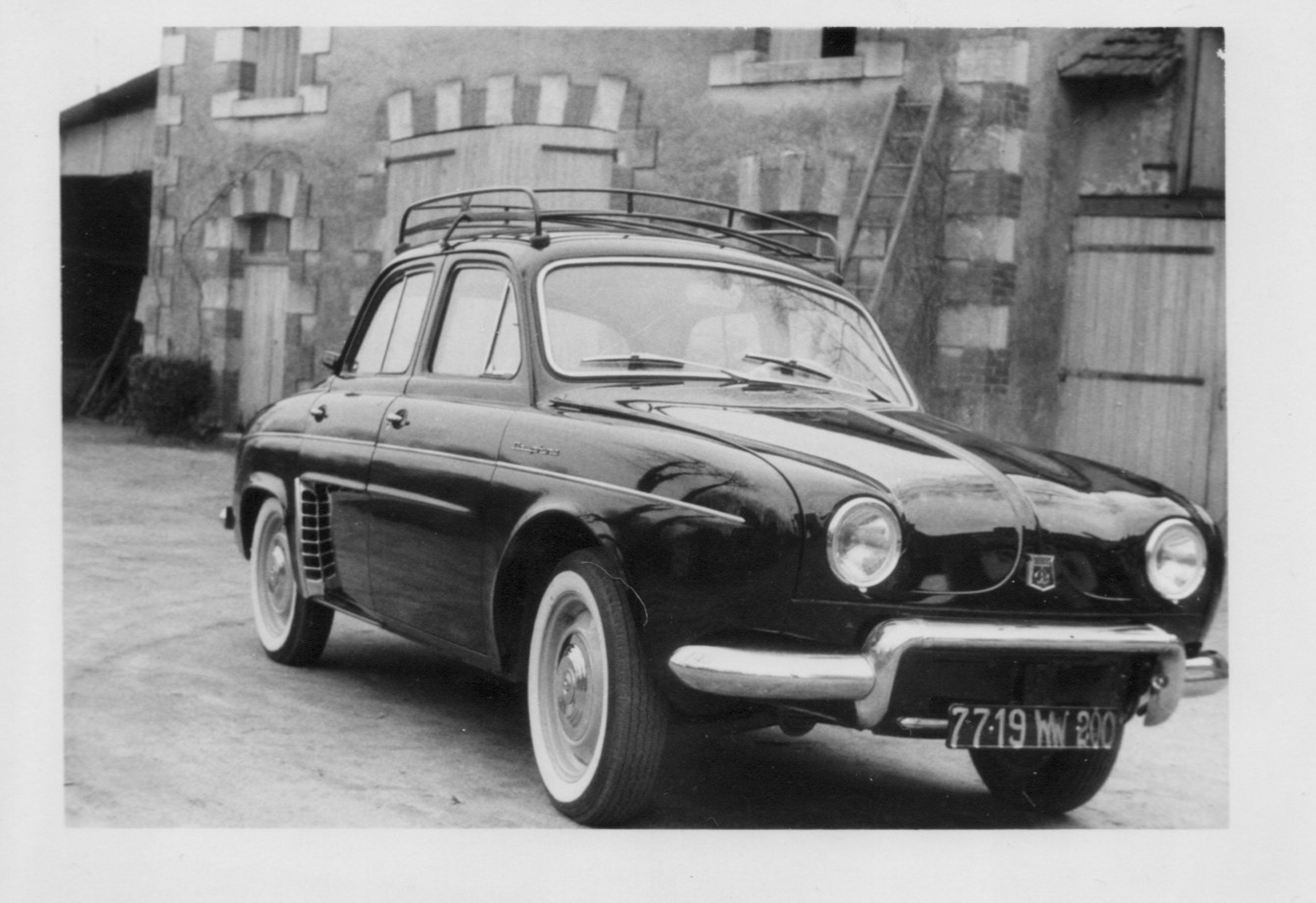 Renault Dauphine 1956 - 1967 Sedan #3