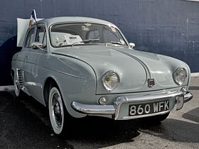 Renault Dauphine 1956 - 1967 Sedan #8