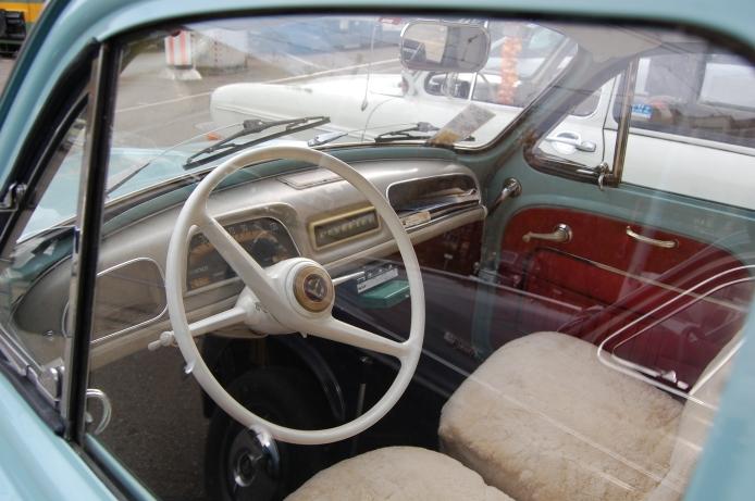 Renault Dauphine 1956 - 1967 Sedan #6