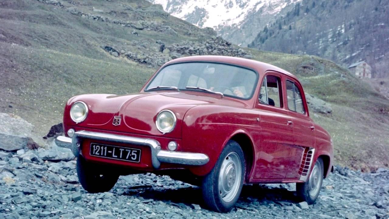 Renault Dauphine 1956 - 1967 Sedan #7