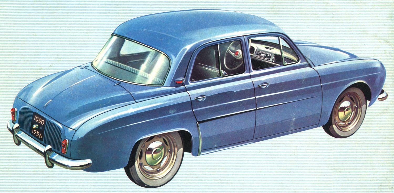 Renault Dauphine 1956 - 1967 Sedan #5