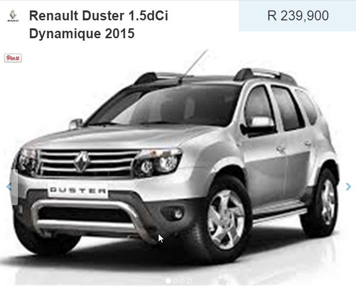 Renault Duster I 2011 - 2015 SUV 5 door #2