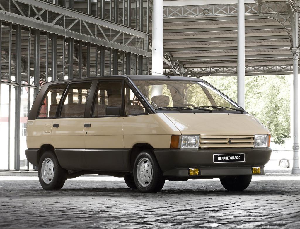 Renault Espace I 1984 - 1991 Minivan #4