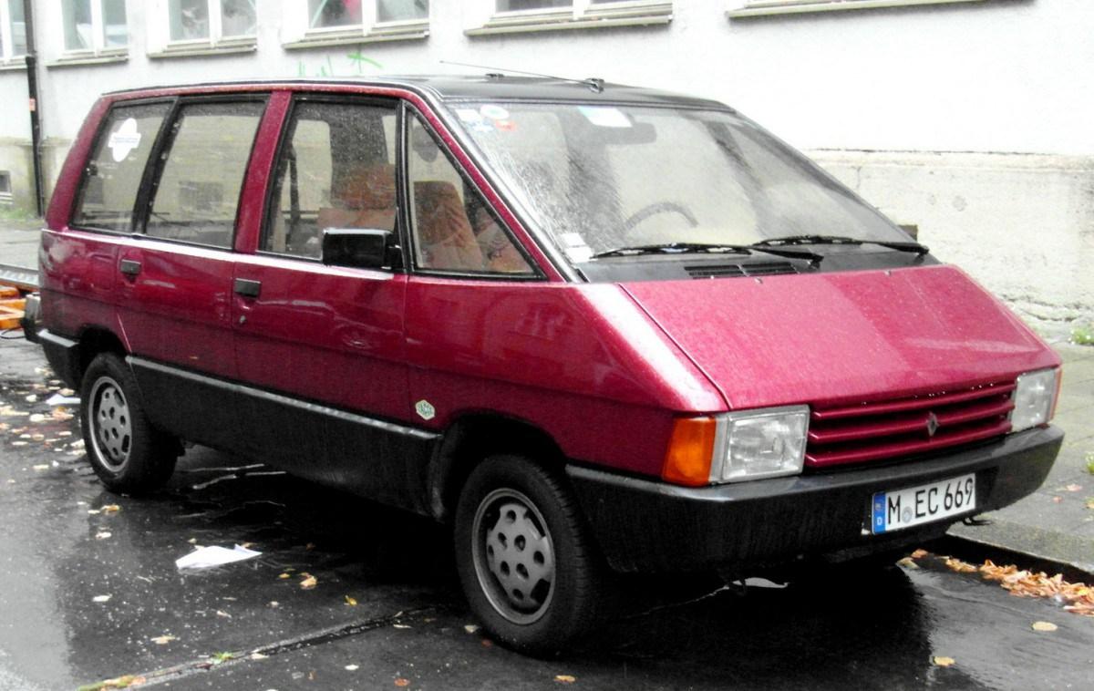 Renault Espace I 1984 - 1991 Minivan #1
