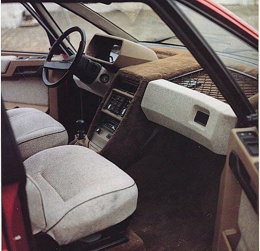 Renault Espace I 1984 - 1991 Minivan #8