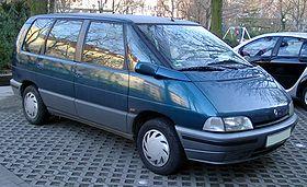 Renault Espace I 1984 - 1991 Minivan #6