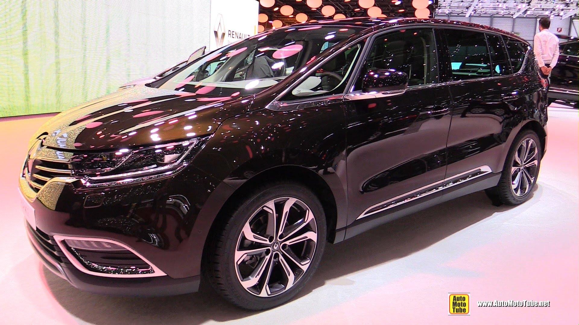 Renault Espace V 2015 - now Minivan #1