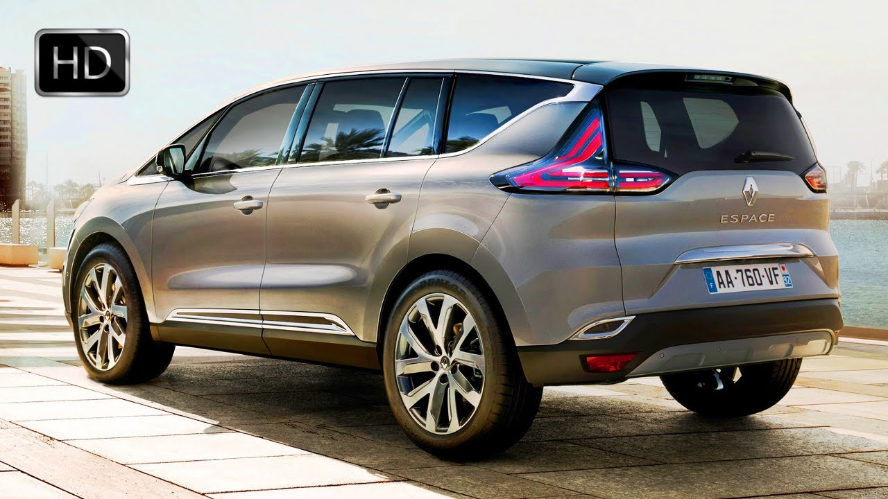 Renault Espace V 2015 - now Minivan #5