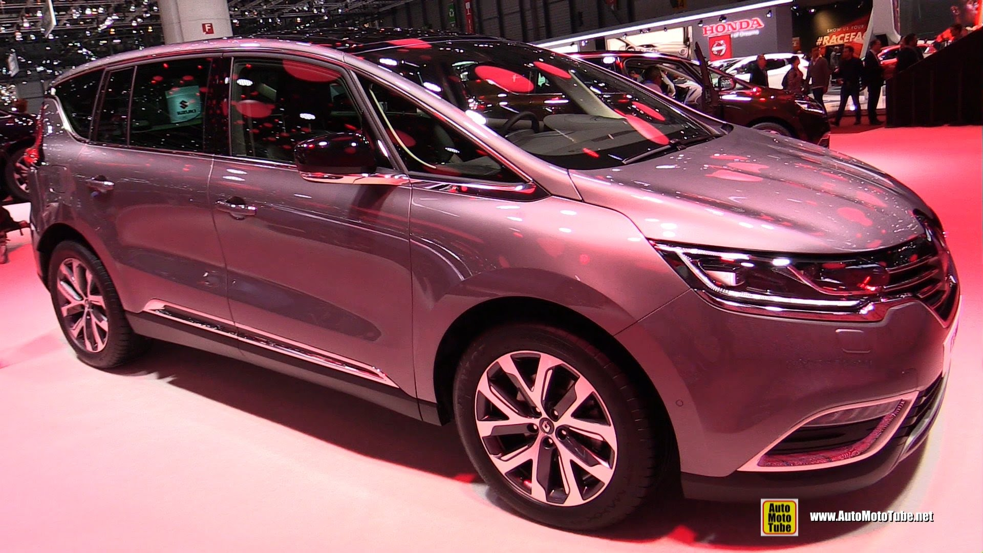 Renault Espace V 2015 - now Minivan #2