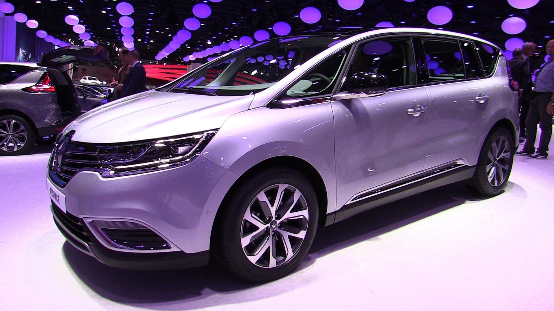 Renault Espace V 2015 - now Minivan #6