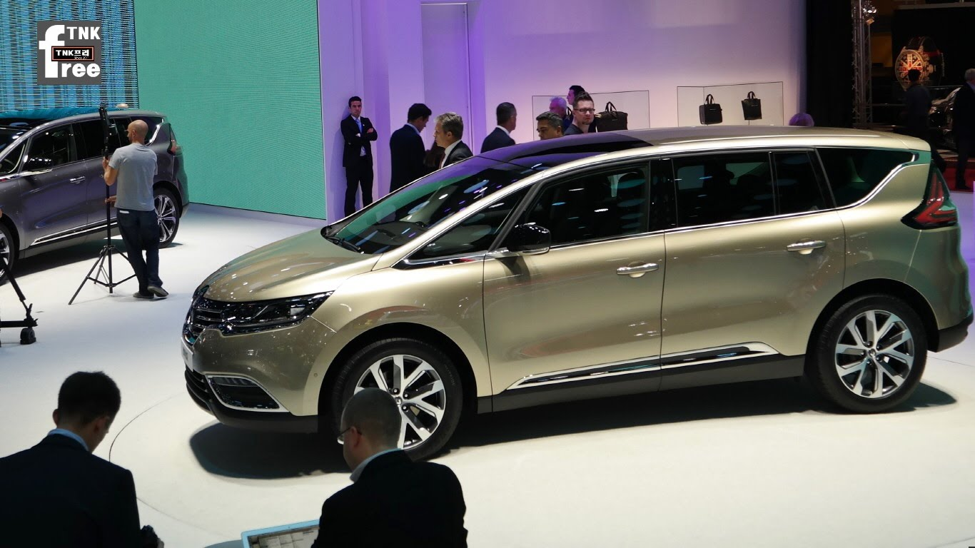 Renault Espace V 2015 - now Minivan #7