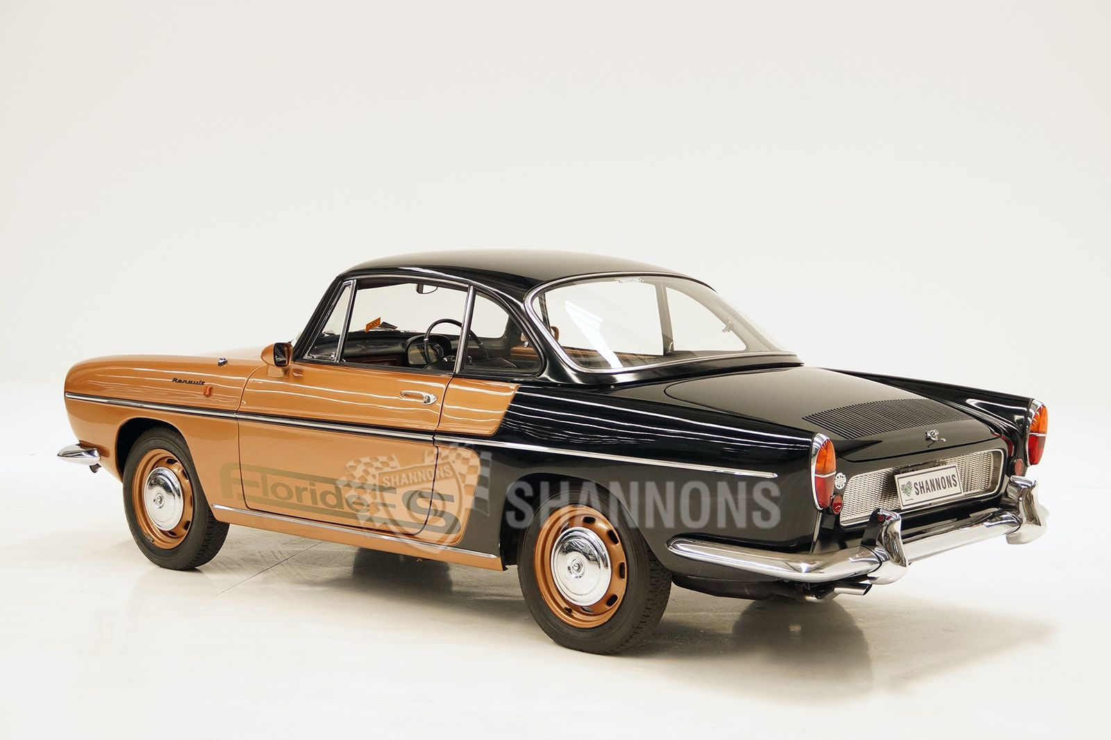 Renault Floride 1958 - 1962 Cabriolet #1
