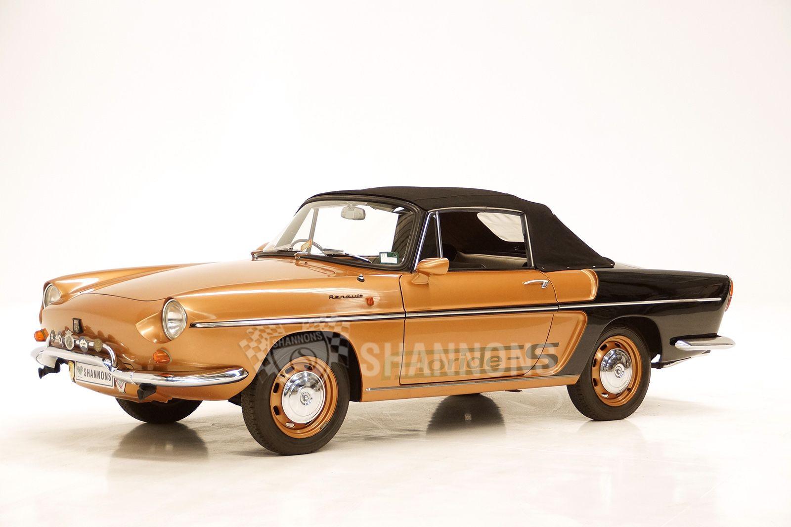 Renault Floride 1958 - 1962 Cabriolet #2