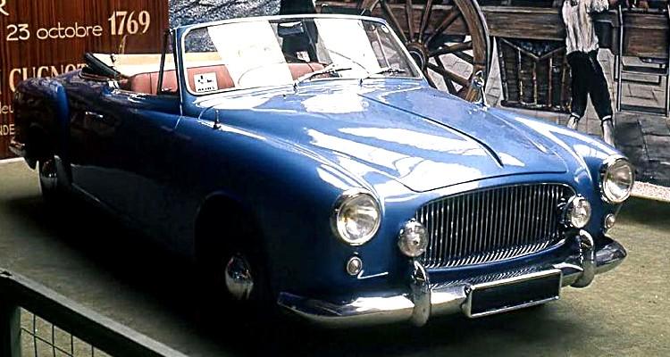 Renault Fregate 1951 - 1960 Cabriolet #3