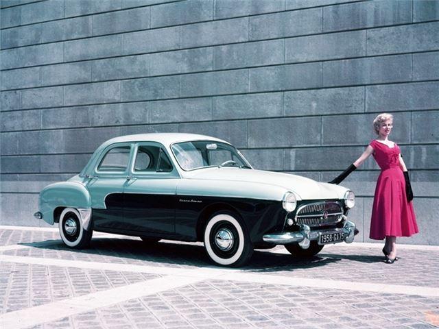 Renault Fregate 1951 - 1960 Cabriolet #6