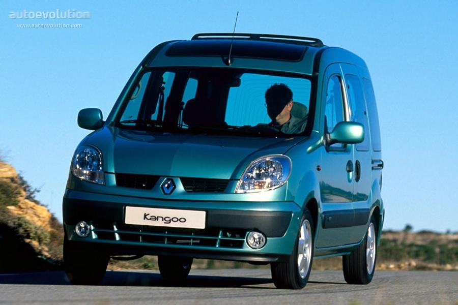 Renault Kangoo I 1997 - 2003 Compact MPV #4