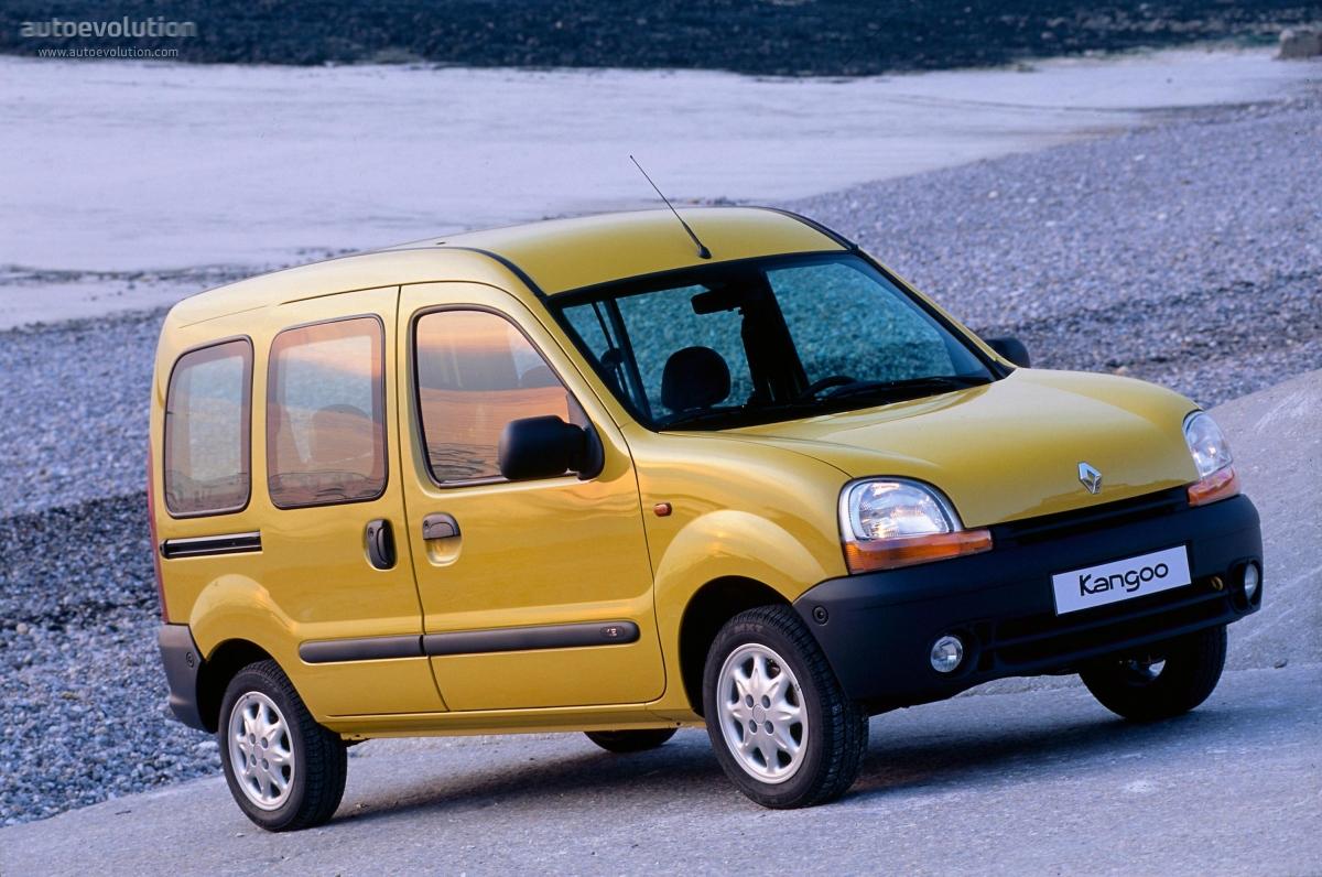Renault Kangoo I 1997 - 2003 Compact MPV #6