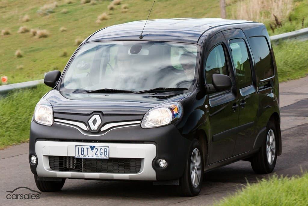 Renault Kangoo II Restyling 2013 - now Compact MPV #3